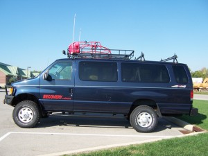 WillowHavenOutdoor Bug Out Vehicle: E350 Side View