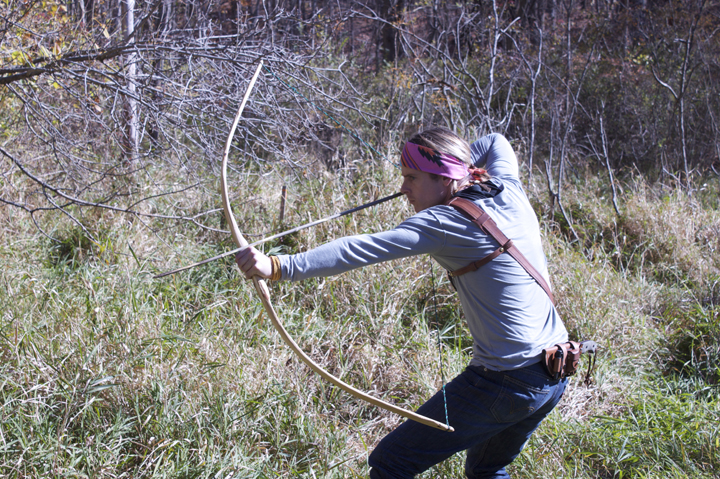 The take down survival bow arrow 6 reasons you should consider owning one preparedness - How to make a homemade bow and arrow out of wood ...
