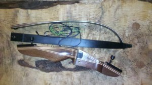 Creek's Survival Take Down Recurve Bow