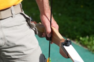 Take down recurve bow a great survival bow.