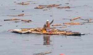 Man Swept 10 miles Out To Sea