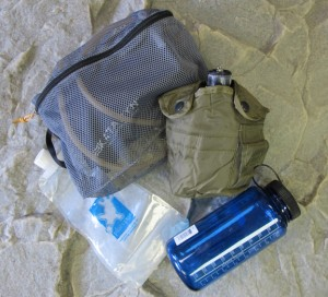 Bug Out Bag Water Procurement Kit