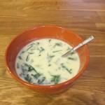 Weed Chowder: Lamb's Quarter Soup