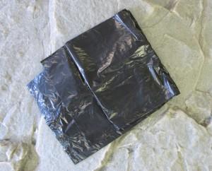 BUG OUT Garbage Bag