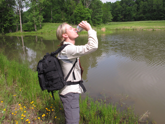 Sourcing Water from Open Sources