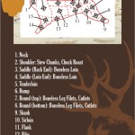 How well do you know your Venison (Deer) Meat Cuts?