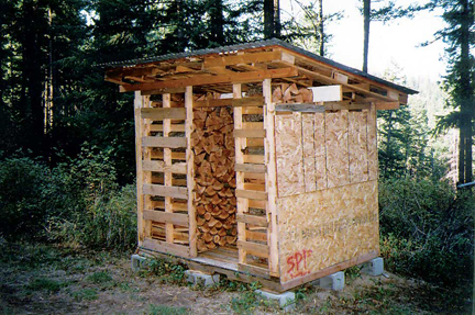 Wooden Pallet Shed Projects
