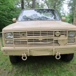 Bug Out Vehicle (BOV) Chronicles: Creek's Project BOV Truck: Series Post #1