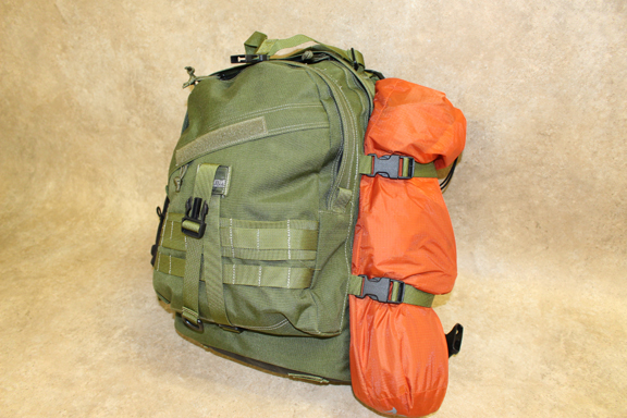 My Little Bug Out Shelter : Strategies to lighten your bug out bag