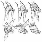 Cravat Bandaging: Series Post 2