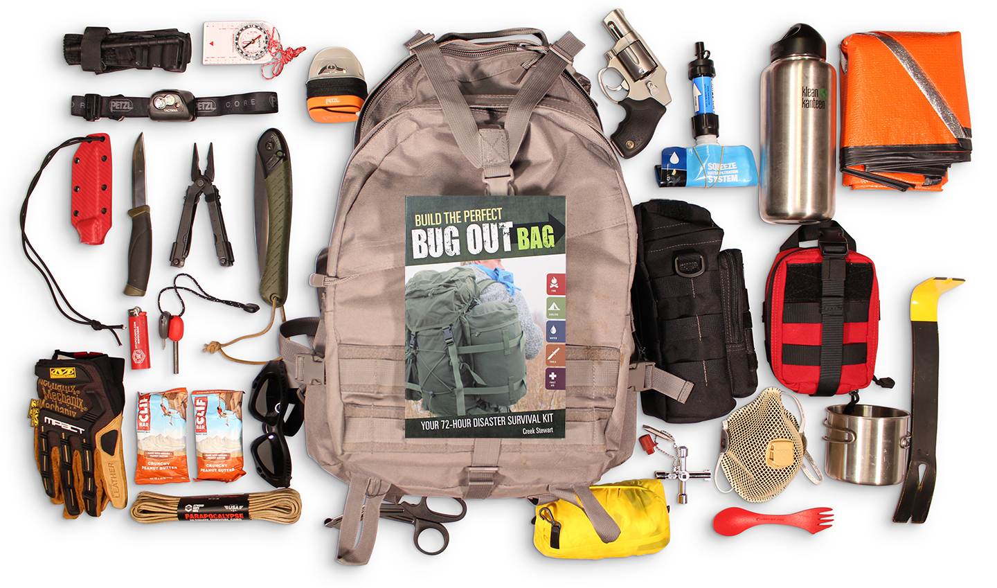 Bug Out Bag Essentials How To Make A