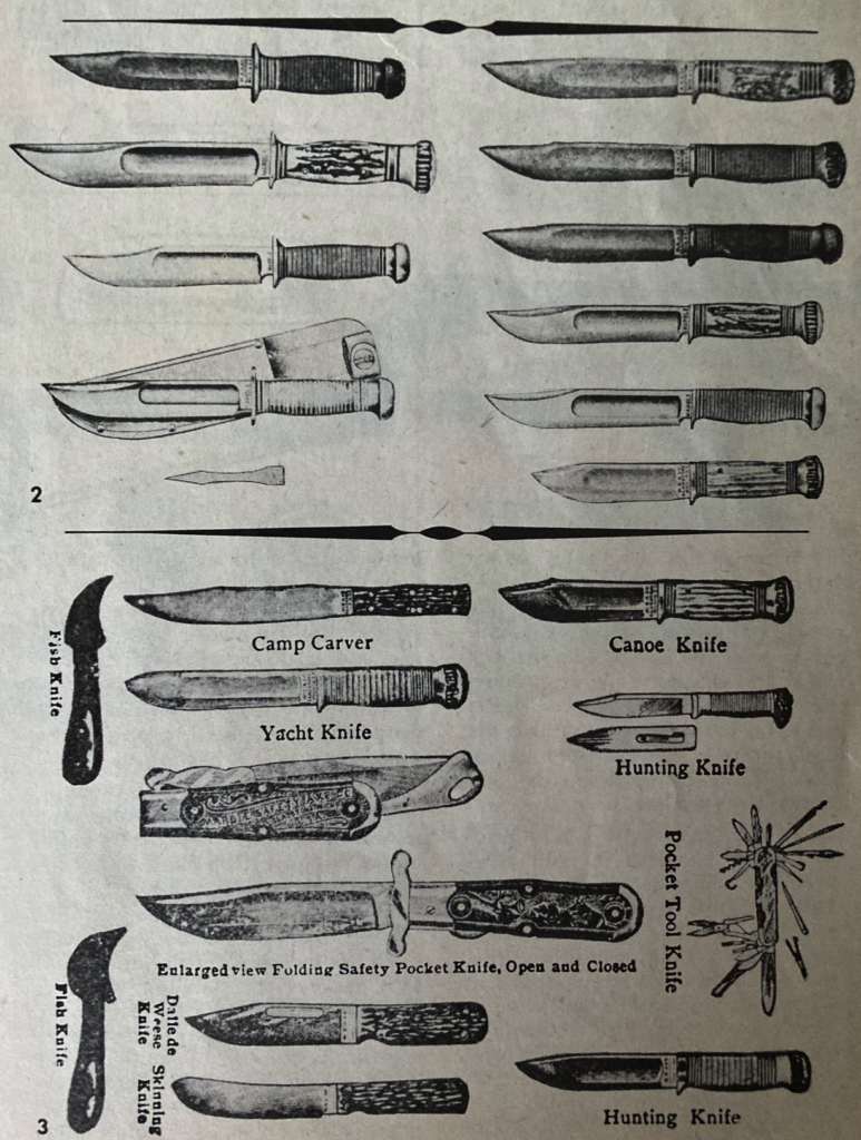 What is the best bushcraft knife?